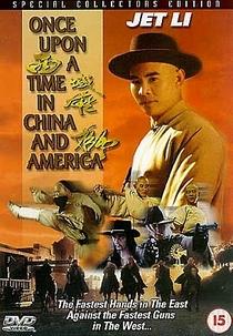 Era Uma Vez na China e América - Poster / Capa / Cartaz - Oficial 5