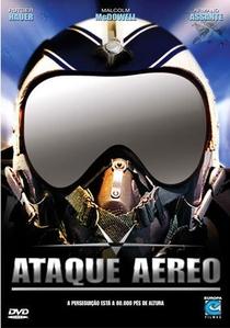 Ataque Aéreo - Poster / Capa / Cartaz - Oficial 1
