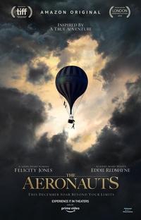 The Aeronauts - Poster / Capa / Cartaz - Oficial 1