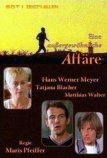 An Unusual Affair - Poster / Capa / Cartaz - Oficial 1