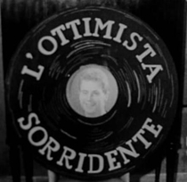 O Otimista Sorridente - Poster / Capa / Cartaz - Oficial 1