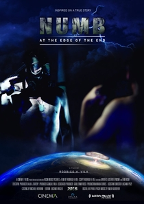 Numb, at the Edge of the End - Poster / Capa / Cartaz - Oficial 1