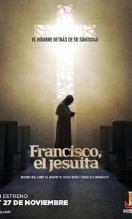 Francisco, o Jesuíta - Poster / Capa / Cartaz - Oficial 1