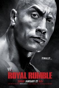 WWE Royal Rumble 2013 - Poster / Capa / Cartaz - Oficial 1