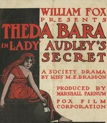 O Segredo de Lady Audley - Poster / Capa / Cartaz - Oficial 1