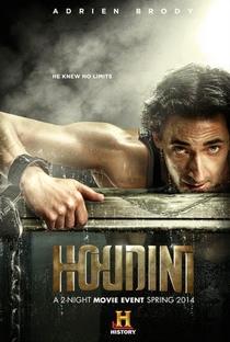 Houdini - Poster / Capa / Cartaz - Oficial 1