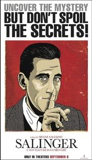 Memórias de Salinger - Poster / Capa / Cartaz - Oficial 1