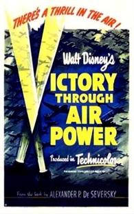 Victory Through Air Power - Poster / Capa / Cartaz - Oficial 1