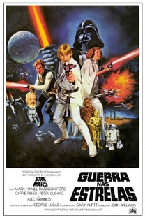 Star Wars: Episódio IV - Uma Nova Esperança - Poster / Capa / Cartaz - Oficial 3