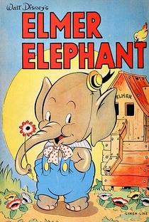 O Elefante Elmer - Poster / Capa / Cartaz - Oficial 1