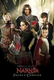 As Crônicas de Nárnia: Príncipe Caspian - Poster / Capa / Cartaz - Oficial 4