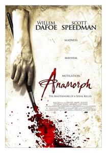 Anamorph: A Arte de Matar - Poster / Capa / Cartaz - Oficial 1