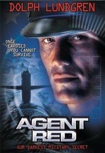 Agente Vermelho - Poster / Capa / Cartaz - Oficial 1