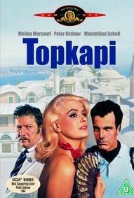 Topkapi - Poster / Capa / Cartaz - Oficial 2
