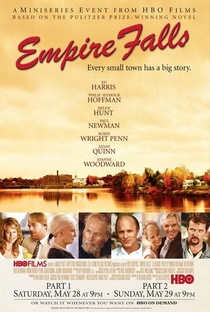 Empire Falls - Poster / Capa / Cartaz - Oficial 1