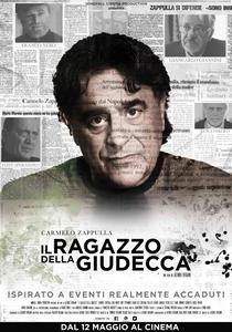 Il Ragazzo Della Giudecca - Poster / Capa / Cartaz - Oficial 1