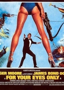 007 - Somente Para Seus Olhos - Poster / Capa / Cartaz - Oficial 7