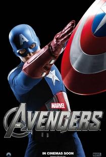 Os Vingadores - Poster / Capa / Cartaz - Oficial 9