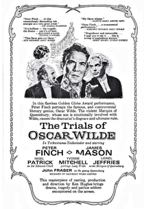 Os Crimes de Oscar Wilde - Poster / Capa / Cartaz - Oficial 1