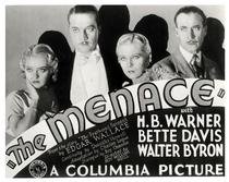 The Menace - Poster / Capa / Cartaz - Oficial 1