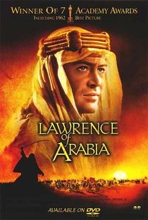 Lawrence da Arábia - Poster / Capa / Cartaz - Oficial 7