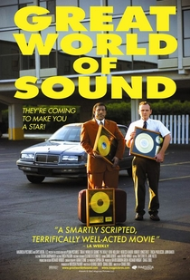 Great World Of Sound - Poster / Capa / Cartaz - Oficial 1
