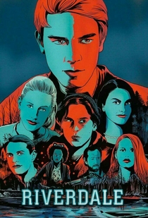 Riverdale (1ª Temporada) - Poster / Capa / Cartaz - Oficial 12