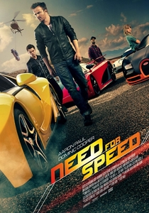 Need for Speed - O Filme - Poster / Capa / Cartaz - Oficial 3