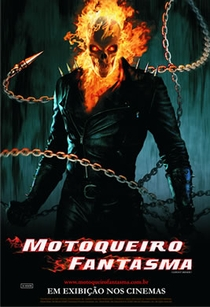 Motoqueiro Fantasma - Poster / Capa / Cartaz - Oficial 2