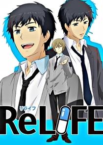 ReLIFE - Poster / Capa / Cartaz - Oficial 2