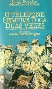 O Telefone Sempre Toca Duas Vezes - Poster / Capa / Cartaz - Oficial 2