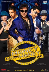 Money Hai Toh Honey Hai - Poster / Capa / Cartaz - Oficial 1