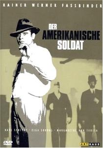 O Soldado Americano - Poster / Capa / Cartaz - Oficial 1