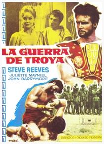 A Guerra de Tróia - Poster / Capa / Cartaz - Oficial 6