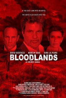Bloodlands: A Crime Saga - Poster / Capa / Cartaz - Oficial 1