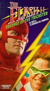 The Flash 2: A Vingança do Mágico - Poster / Capa / Cartaz - Oficial 1