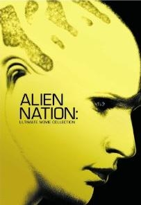 Alien Nation - Poster / Capa / Cartaz - Oficial 1