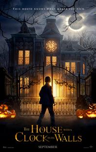 O Mistério do Relógio na Parede - Poster / Capa / Cartaz - Oficial 2