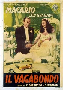 Il Vagabondo - Poster / Capa / Cartaz - Oficial 1