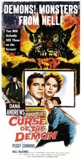 A Noite do Demônio  - Poster / Capa / Cartaz - Oficial 6