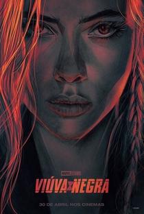 Viúva Negra - Poster / Capa / Cartaz - Oficial 4