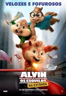 Alvin e os Esquilos: Na Estrada - Poster / Capa / Cartaz - Oficial 2