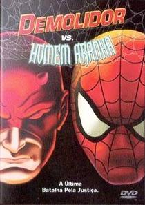 Demolidor vs. Homem-Aranha - Poster / Capa / Cartaz - Oficial 2