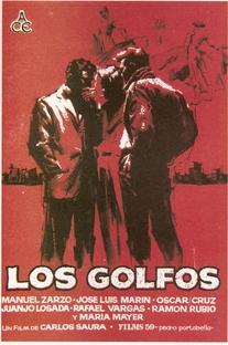 Los Golfos - Poster / Capa / Cartaz - Oficial 1