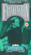 Frankenstein: A Cinematic Scrapbook (Frankenstein: A Cinematic Scrapbook)