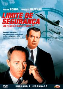 Limite de Segurança - Poster / Capa / Cartaz - Oficial 6