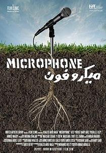 Microfone - Poster / Capa / Cartaz - Oficial 1