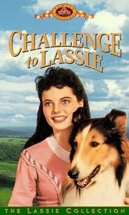Desafio de Lassie - Poster / Capa / Cartaz - Oficial 2