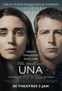 Una - Poster / Capa / Cartaz - Oficial 3
