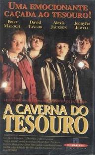 A caverna do tesouro - Poster / Capa / Cartaz - Oficial 1